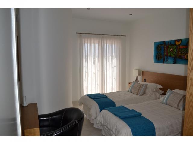 Twin bedroom first floor - Large Villa (Sleeps 10), Puerto del Carmen, Lanzarote